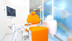プライバシーに配慮した診療室
